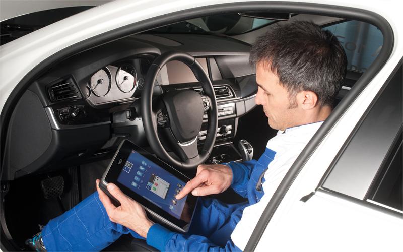 Internal Car Diagnostics